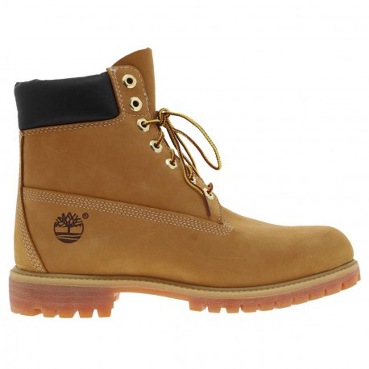 Boots hautes  premium camel