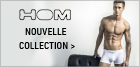 Nouvelle collection HOM Homme