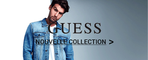 Nouvelle collection Guess