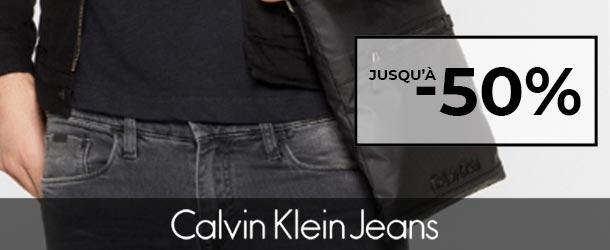 Soldes Calvin Klein
