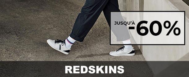 Soldes Redskins
