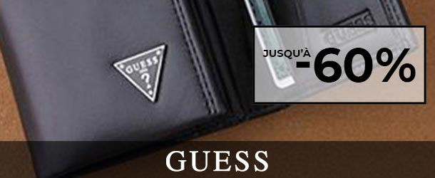 Guess soldes