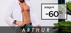 Soldes 2020 Arthur