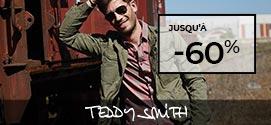 Soldes 2020 Teddy Smith