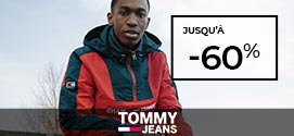 Soldes 2020 Tommy Jeans