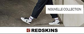 Nouvelle collection Redskins