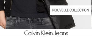 Nouvelle collection Calvin Klein Jeans