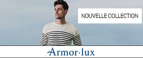 Nouvelle collection Armor Lux