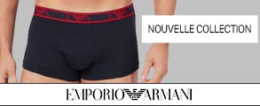 Nouvelle collection Emperio Armani