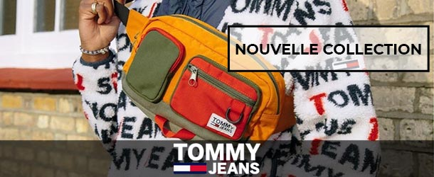 Nouvelle collection Tommy Jeans