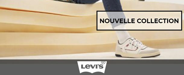 Nouvelle collection Levi's