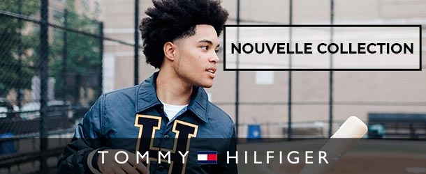Nouvelle collection Tommy Hifliger