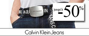 Soldes hiver 2020 Calvin Klein Jeans