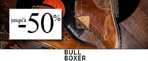 Soldes hiver 2020 Bull Boxer
