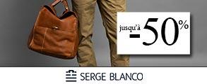 Soldes hiver 2020 Serge Blanco