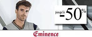 Soldes hiver 2020 Eminence