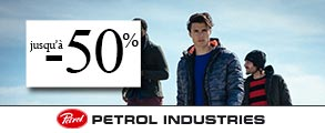 Soldes hivers 2020 Petrol Industries
