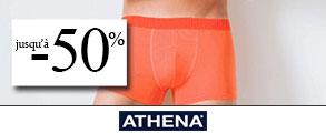 Soldes hiver 2020 Athena