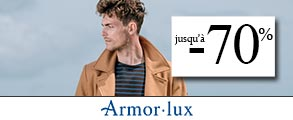 Soldes hiver 2020 Armor Lux