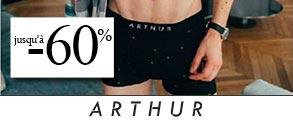 Soldes hiver 2020 Arthur