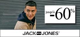 Soldes hiver 2020 Jack et Jones