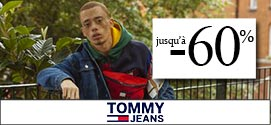 Soldes hiver 2020 Tommy Jeans