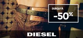 Soldes hiver 2021 Diesel