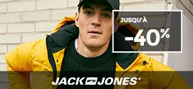 Soldes 2021 Jack et Jones