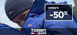 Soldes 2021 Tommy Jeans