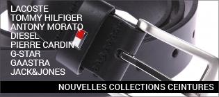 nouvelle collection ceintures