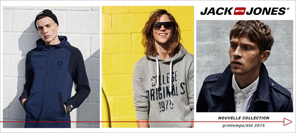 vêtements Jack&Jones