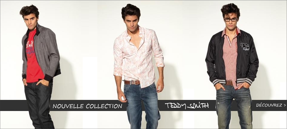 nouvelle collection Teddy Smith