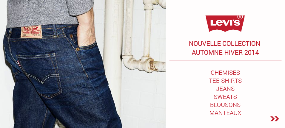 NOUVELLE COLLECTION HOMME LEVIS