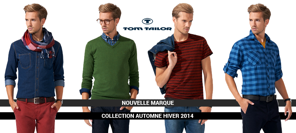 NOUVELLE COLLECTION HOMME TOM TAILOR
