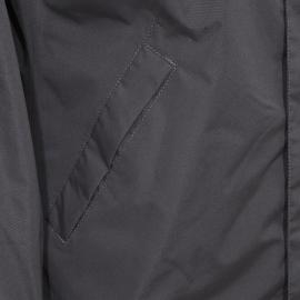 Parka en toile enduite imperméable Holly Bermudes gris carbone