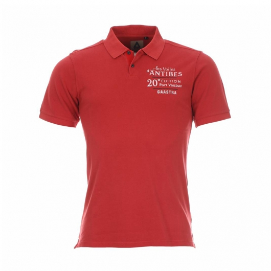 Polo rouge Gaastra