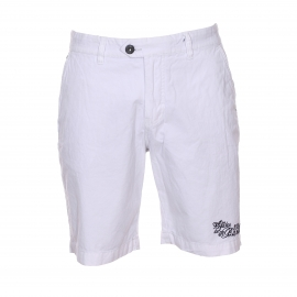 Short Bonhomme Gaastra style chino blanc