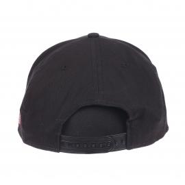 Casquette Schott noire