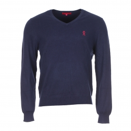 Pull col V Pull et sweat homme Vicomte A