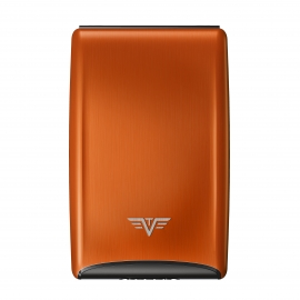 Porte-cartes Tru Virtu Razor orange