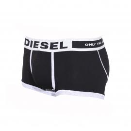 Boxer Diesel Hero noir à bordures grises
