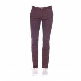 Pantalon chino Dockers en coton prune