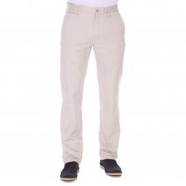 Pantalon ajusté Dockers Marina Khaki Original beige sable