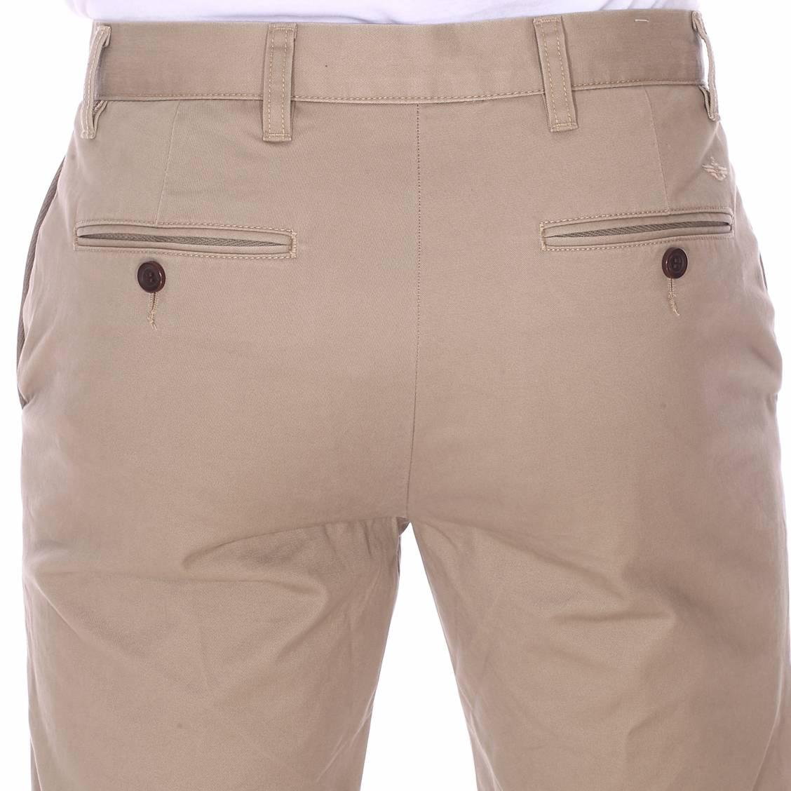 Pantalon chino Marina Dockers beige foncé