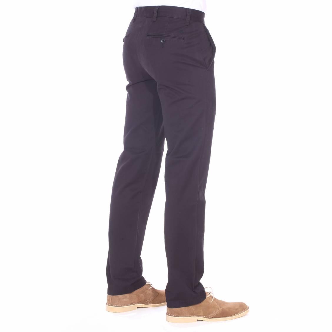 pantalon slim dockers marina noir