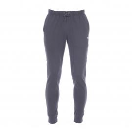 Pantalon de jogging Emporio Armani en coton gris anthracite