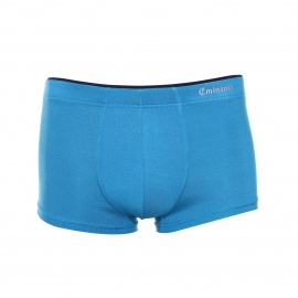 Boxer Eminence micromodal stretch bleu turquoise