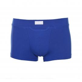 Boxer Hom en coton modal bleu