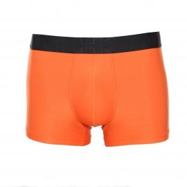 Boxer Hom en microfibre orange