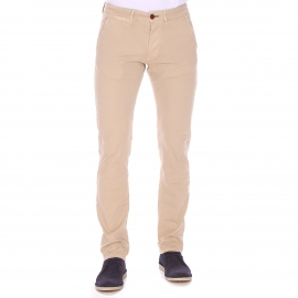 Pantalon chino slim Bolton Dean Jack & Jones beige